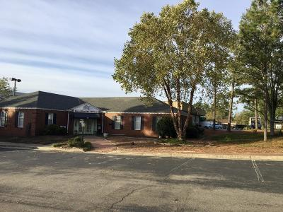 Moore County Commercial Active/Contingent: 110 Commerce Avenue