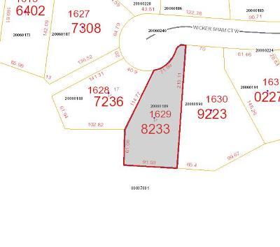 Pinehurst Residential Lots & Land For Sale: 15 W Wicker Sham Court
