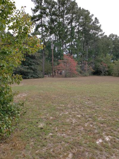 Aberdeen Residential Lots & Land Active/Contingent: 245 Snoozing Pine Lane