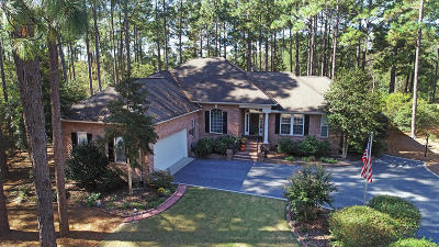 Moore County Single Family Home Active/Contingent: 282 Longleaf Drive