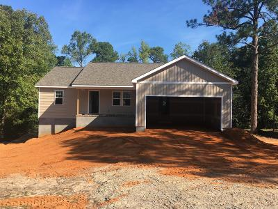 Moore County Single Family Home Active/Contingent: 320 Wheeling Drive