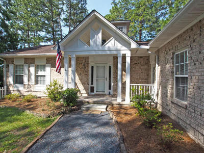 Moore County Single Family Home For Sale: 163 Firetree Lane