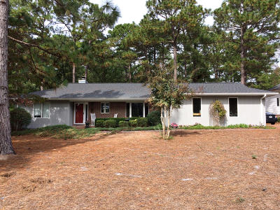 Seven Lakes, West End Single Family Home Active/Contingent: 102 Thomas Point