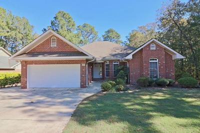Vass Single Family Home For Sale: 589 Riverbirch Drive