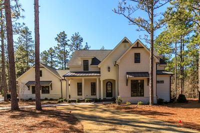 Moore County Single Family Home For Sale: 14 Birkdale Drive
