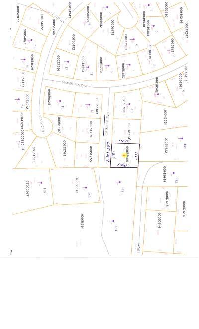 Pinehurst Residential Lots & Land For Sale: 3 Pine Ridge Road