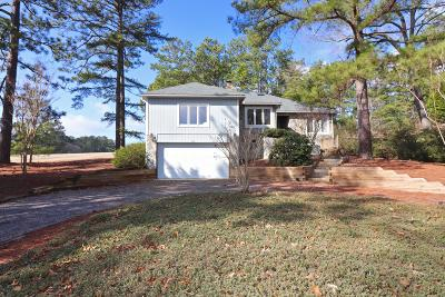 Pinehurst Single Family Home For Sale: 535 St Andrews Drive