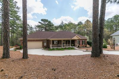 Pinehurst Single Family Home For Sale: 5 Sedgefield Lane