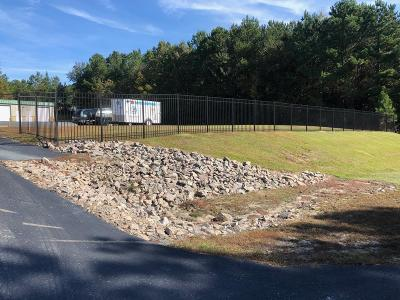 Moore County Commercial For Sale: 125 Parkway Drive