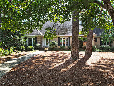 Pinehurst, Southern Pines Single Family Home Active/Contingent: 5 James River Place