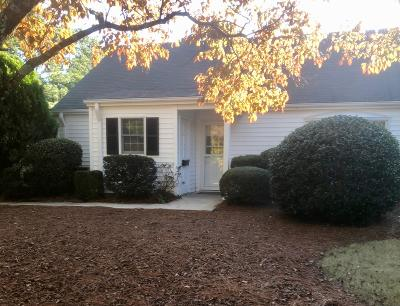 Southern Pines NC Condo/Townhouse For Sale: $119,900