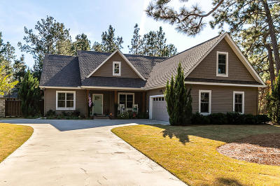 Pinehurst Single Family Home For Sale: 185 Thorne Road