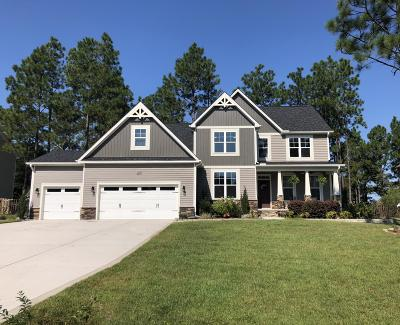 Whispering Pines Single Family Home For Sale: 125 Whisper Grove Court