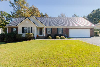 Whispering Pines Single Family Home Active/Contingent: 50 Goldenrod Drive