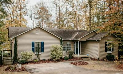 Moore County Rental For Rent: 4415 Murdocksville Road