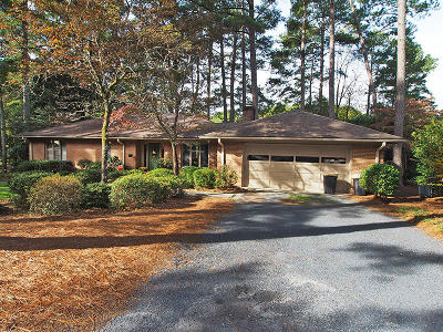 Whispering Pines Single Family Home For Sale: 48 Sunset Drive