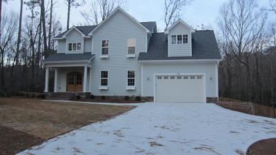 Whispering Pines Single Family Home For Sale: 174 Lakeview Drive