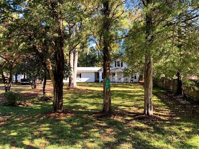 Pinehurst Single Family Home For Sale: 125 Kelly Road