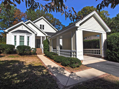 Southern Pines Single Family Home Active/Contingent: 212 Hunter Trail