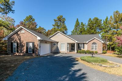 Pinehurst NC Single Family Home For Sale: $235,000