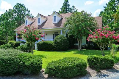 Pinehurst NC Single Family Home For Sale: $342,500