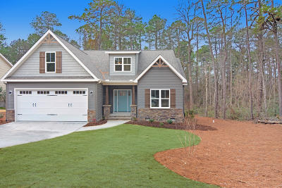 Pinehurst NC Single Family Home For Sale: $369,720