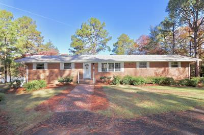 Carthage Single Family Home Active/Contingent: 162 Waccamaw Road