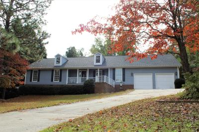 Yadkin Trail Single Family Home Active/Contingent: 245 Fieldcrest Road