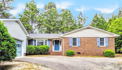 Seven Lakes, West End Single Family Home For Sale: 123 Cambridge Lane