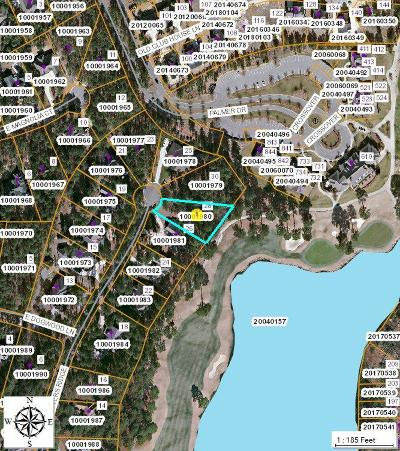 Southern Pines Residential Lots & Land For Sale: 28 Masters Ridge