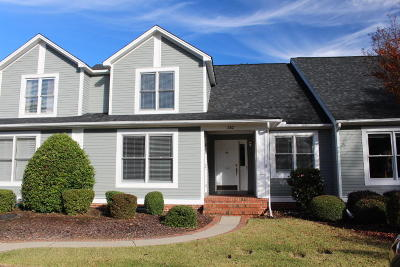 Southern Pines Condo/Townhouse For Sale: 187 N Knoll Road