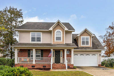 Fayetteville Single Family Home For Sale: 6010 Pink Drive