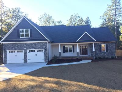 Pinehurst NC Single Family Home For Sale: $325,000