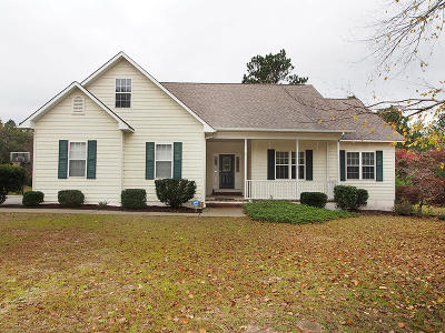 Southern Pines Single Family Home For Sale: 354 Sullivan Drive