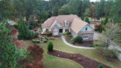 Pinehurst, Southern Pines Single Family Home For Sale: 67 Pinewild Drive