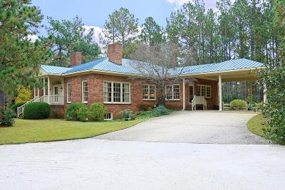 Pinehurst NC Single Family Home For Sale: $745,000