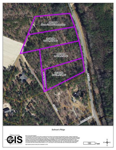 Carthage Residential Lots & Land For Sale: 7020 Nc-22