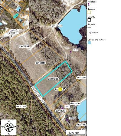 Cameron Residential Lots & Land For Sale: Lot 3 Cranes Creek Road