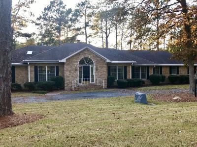 Pinehurst NC Single Family Home For Sale: $465,000