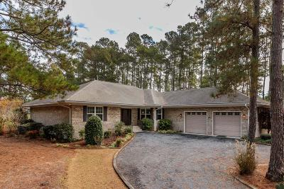 Jackson Springs Single Family Home Active/Contingent: 4 Pine Tree Terrace