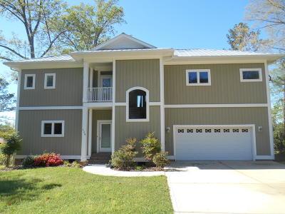 Single Family Home For Sale: 134 Smith Jones Road
