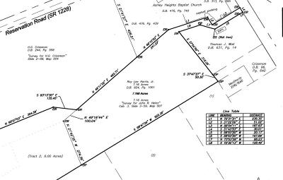 Aberdeen Residential Lots & Land For Sale: 10301 Nc Hwy 211 Or Aberdeen Road