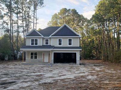 Pinehurst Single Family Home For Sale: 4540 Airport Rd Road