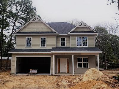 Pinehurst NC Single Family Home Active/Contingent: $329,900