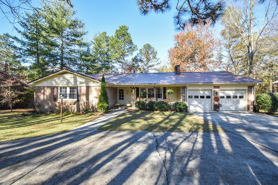 Whispering Pines Single Family Home Active/Contingent: 1220 Rays Bridge Rd Road