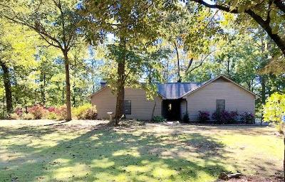 Single Family Home For Sale: 156 Ledbetter Bay Cove 156