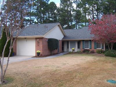 Pinehurst Trace Single Family Home Active/Contingent: 25 Turner Road