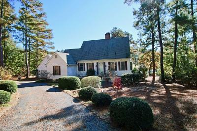 Foxfire Single Family Home Active/Contingent: 10 S Wrenn Place