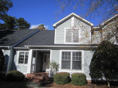 Southern Pines Condo/Townhouse For Sale: 175 Knoll Road