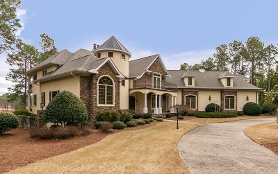Southern Pines Single Family Home Active/Contingent: 12 Masters Ridge Drive